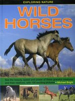 Exploring Nature:  Wild Horses: See The Beauty, Speed And Power Of These Graceful Creatures And Their Relatives, With 190 Exciting