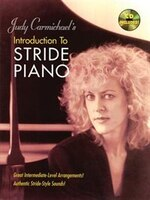 Judy Carmichael's Introduction To Stride Piano: Book And Cd