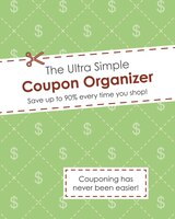Shopping just got a whole lot easier (and affordable!) with the debut of The Ultra Simple Coupon Organizer