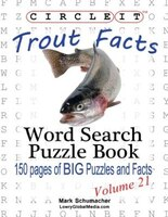 Circle It, Trout Facts, Word Search, Puzzle Book