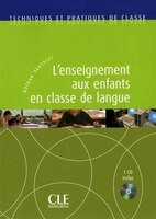 Enseignement..Enfants Classe Langue+Cd