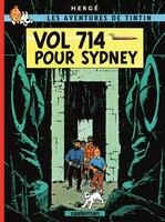 AVENTURES DE TINTIN (LES) T.22 :  VOL 714 POUR SYDNEY