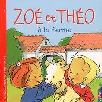 Zoe et Theo Ferme