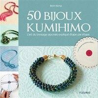 50 bijoux kumihimo