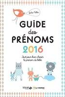 Guide des prénoms 2016
