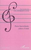 Pierre souvtchinski cahiers d'études