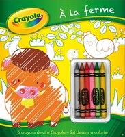 À la ferme Crayola