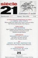 Revue Siècle 21, no 17 - Collectif