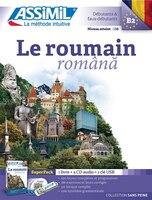 Le roumain sans peine livre + CD