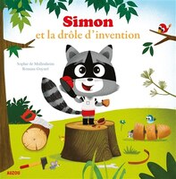 9782733840085 - Romain Guyard: Simon et la drôle d'invention - Livre
