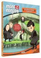 9782733840566 - Katherine Quenot: Mini Ninjas tome 1 De redoutables samourais - Livre