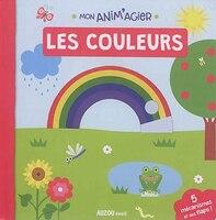 9782733847015 - Auzou: Mon Anim'agier Les Couleurs - Livre