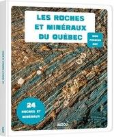 9782733847053 - Jerome Carrier: Les roches et minéraux du Québec - Livre