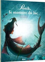 9782733847671 - Martine Latulippe: Ponik, le monstre du lac - Livre