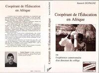 Coopérant de l'éducation en afrique - DUPAGNE YANNICK
