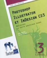 Photoshop, Illustrator & Indesign CS5