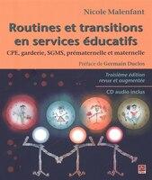 Routines et transitions en services éducatifs 3e édi