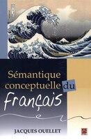 Sémantique conceptuelle du français
