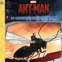 Marvel Ant-Man - Les incroyables aventures d'Ant-Man