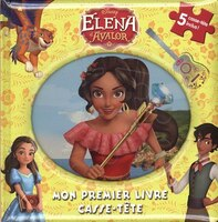 Elena d'Avalor Livre casse-tête