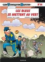 Les Tuniques bleues 58 :  Les bleus se mettent au vert