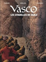 Vasco 27 :  Les  citadelles de sa ble