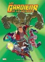 Les gardiens de la galaxie 02 Longue vie au roi Groot !