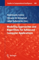 Modeling Approaches and Algorithms for Advanced Computer Applications