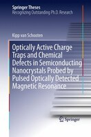 Optically Active Charge Traps And Chemical Defects In Semiconducting Nanocrystals Probed By Pulsed Optically Detected Magnetic Res