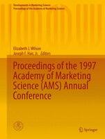 Developments in Marketing Science, Volume XX