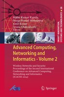advanced Computing, Networking And Informatics- Volume 2: wireless Networks And Security Proceedings Of The Second International C