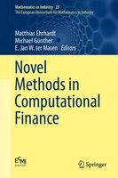 Novel Methods In Computational Finance