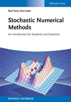 Stochastic Numerical Methods: An Introduction for Students and Scientists
