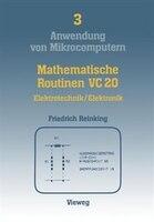 Mathematische Routinen VC 20: Elektrotechnik/Elektronik