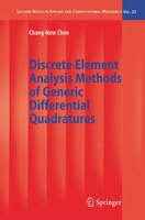 This book presents numerical differential quadrature (DQ) - based methods recently developed by the author