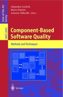 Component-based Software Quality: Methods and Techniques
