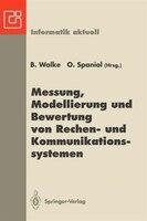 Messung, Modellierung und Bewertung von Rechen- und Kommunikationssystemen: 7. ITG/GI-Fachtagung, Aachen, 21.-23. September 1993