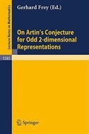 On Artin's Conjecture For Odd 2-dimensional Representations
