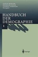 Handbuch der Demographie 1: Modelle und Methoden