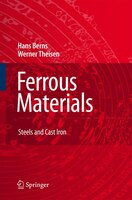 Ferrous Materials: Steel and Cast Iron