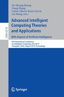 Advanced Intelligent Computing Theories and Applications: With Aspects of Artificial Intelligence: 6th International Conference O