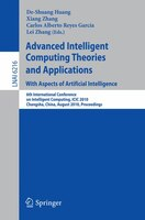 Advanced Intelligent Computing Theories And Applications: With Aspects Of Artificial Intelligence: 6th International Conference On - De-Shuang Huang
