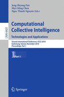 Computational Collective Intelligence. Technologies and Applications: Second International Conference, ICCCI 2010, Kaohsiung, Taiw