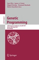 Genetic Programming: 14th European Conference, EuroGP 2011, Torino, Italy, April 27-29, 2011, Proceedings - Sara Silva