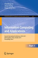 Information Computing and Applications: Second International Conference, ICICA 2011, Qinhuangdao, China, October 28-31, 2011. Proc