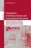 Foundations of Software Science and Computational Structures: 15th International Conference, FOSSACS 2012, Held as Part of the Eur - Lars Birkedal