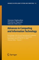Advances in Computing and Information Technology: Proceedings of the Second International Conference on Advances in Computing and