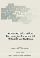 Advanced Information Technologies for Industrial Material Flow Systems