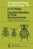 Carabid Beetles in Their Environments: A Study on Habitat Selection by Adaptations in Physiology and Behaviour
