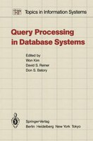 Query Processing in Database Systems